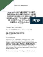 Doc. Apoyo 3. Ley Orgánica de Prevención Integral