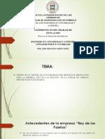 SISTEMA DE CONTABILIDAD POR ORDENES DE PRODUCCION