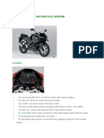 Honda Cbr 125r Motorcycle Review