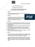 Norma Tecnica Gestion Por Procesos v4