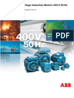 ABB Motor General Catalogue
