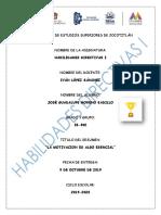 Resumen de Habilidades Directivas i