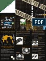 Automotive Trifold Catalogue (M543-C)