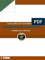 CX Registro Clinico