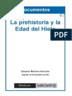 LA PREHISTORIA Y LA EDAD DEL HIELO.pdf
