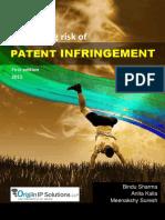 eBook Minimising Patent Infringement Risk