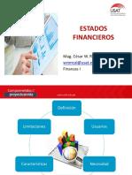 1.- Estados Financieros (1)