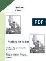 Reología de Fluidos (1)