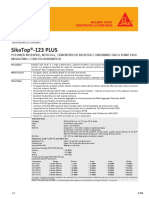 SikaTop123plus Pds