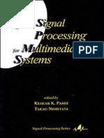 Epdf.pub Digital Signal Processing for Multimedia Systems s