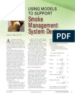 136-Smoke Management System Design