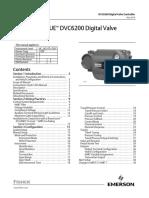 Instruction Manual Fieldvue Dvc6200 Hw2 Digital Valve Controller en 123052
