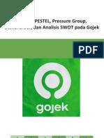 Analisis PESTEL Gojek