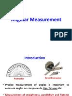 Angular Measurement metallurgy