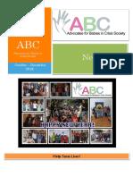 ABC Newsletter - 2018 10_12