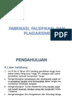 Fabrikasi-Falsifikasi-Plagiarisme