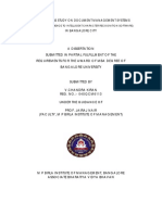 An Awarness Study on Document Management