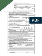 Formulario Reclamos Internacionales Tc