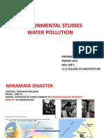 ANISHA LALU,7,EVS,WATER POLLUTION,SEMINAR 2.pptx