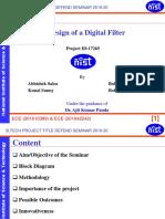 Digital Filter Defend Master 1.0.3