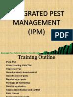 IPM Training