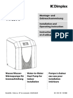 Dimplex Wi10 22tu Fd9908 de Gb Fr