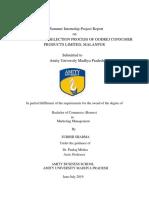 Sample SIP Report 19