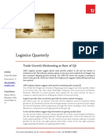 Logistics Quarterly Q4 2017 1