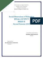 SOCIAL DIMENSIONS.docx