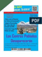 1ra Edicion de la RevistaRevista Digital Yungay Avanza