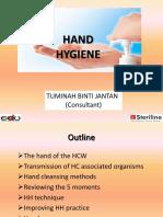 Hand Hygiene Basic Steriline 11