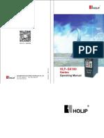 133R0228 HLP-SK180 Series English Operating Manual V2013-04