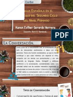 Gerardo Karen La Conversación