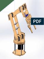 Completo Brazo Robotin