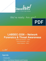 Cisco Router Hacked - LABSEC-3336
