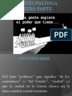 08. Filosofía Política