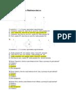 Resolução de Lista de Exercicios 1 - Pneumática