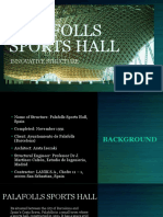Palafolls Sports Hall