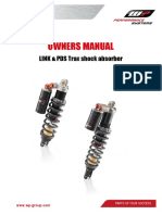 wp 53000109 Owner s Manual Trax Shock Till 2015