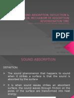 Acoustics Report