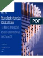 Club Finances - Présentation KPMG