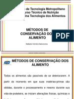 90895696 Metodos de Conservacao