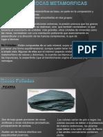 Tipos de Rocas Metamorficas
