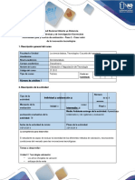 Activity guide and evaluation rubric - Step 2 - Create value from technologic innovation (1).en.es.pdf