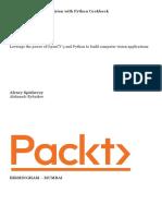 Computer Vision with Python Cookbook.pdf