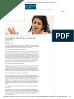 Anna Bonan_ 'El Lucro Va Al Servicio Del Propósito' _ Revista Líderes