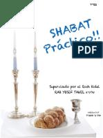 Shabat Práctico Tomo 1 - Rab Yosef Tawil