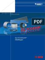 Federal Mogul GLYCODUR Cat De