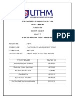 Complete Full Report_project Design 2019 Sem II