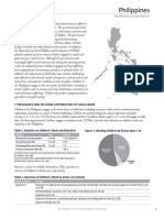 Child Labor and Trafficking_Philippines